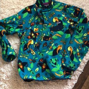 Patagonia sweatshirt